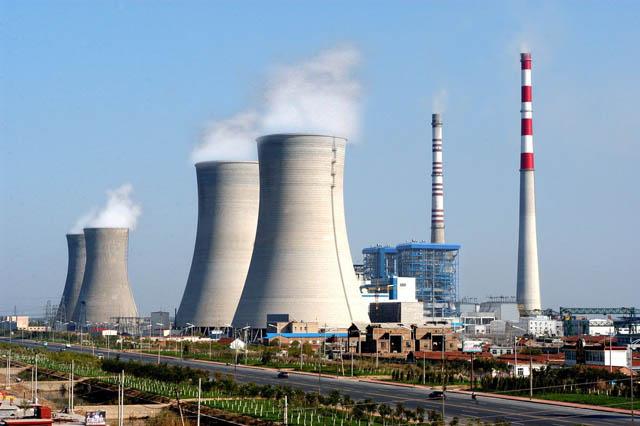 內蒙古上都電廠安裝工程